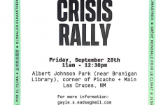 Las Cruces to rally against climate change