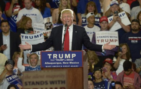Presidential rally spurs discussion of Latino conservatives on campus