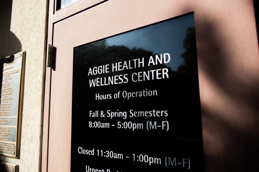 Aggie+Health+and+Wellness+Center+sponsored+the+Exercise+is+Medicine-On+Campus+Initiative.