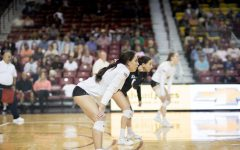 NM State volleyball comes up short against BYU at NCAA Tournament