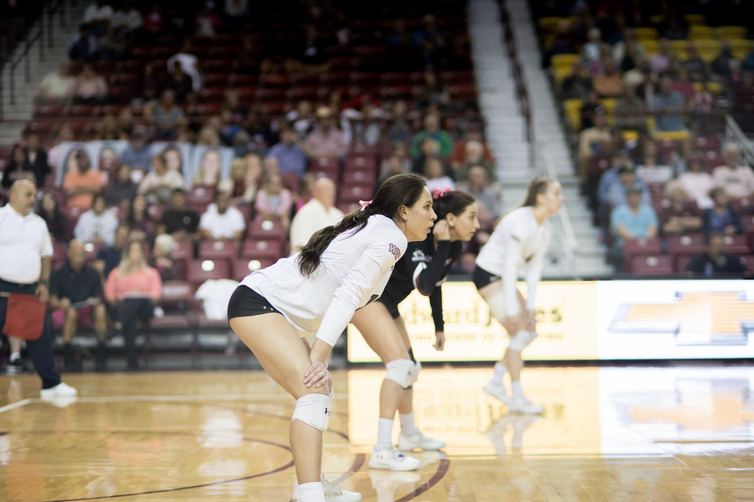 The Aggies' season ends in Provo, Utah in the first round of the NCAA Tournament against BYU.