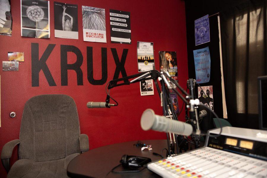 KRUX-FM+was+established+in+1984.