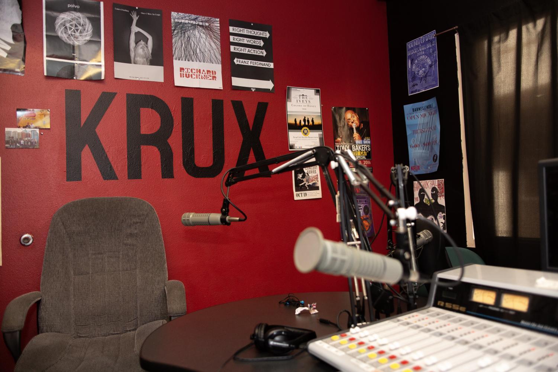 KRUX-FM was established in 1984.