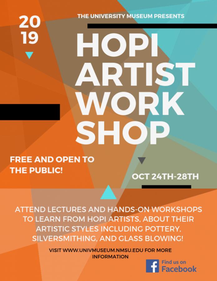 NMSU+hosted+three+Hopi+artists+last+weekend.
