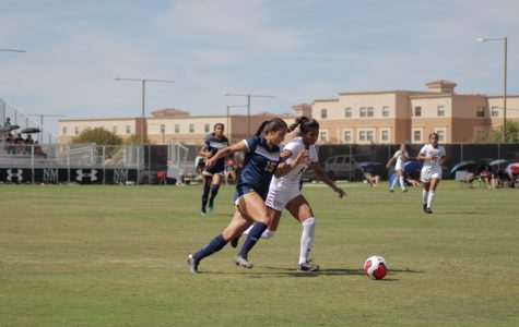 NM State soccer suffers seventh-straight loss in chippy battle with CBU