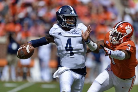 The Aggies stay on the road to take on GS in an effort to get their first win of the season. (Photo courtesy of Yahoo! Sports)