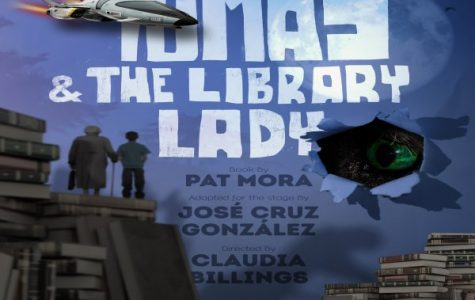 NMSU Theatre Arts to present 'Tomás and the Library Lady'