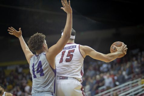 Aggies gear up for UTEP rematch following Cayman Islands Classic
