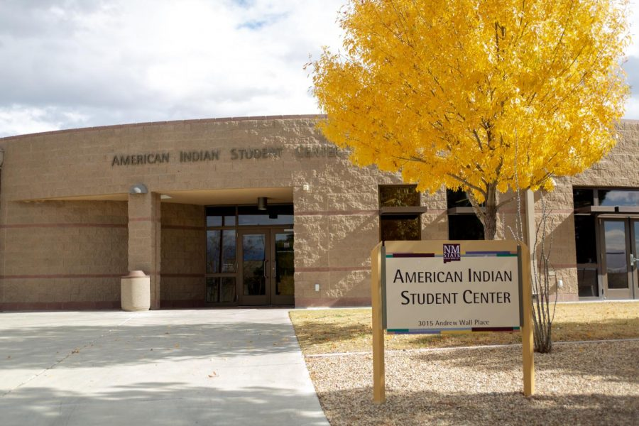 The American Indian Student Center located East of Corbett Center Student Union.