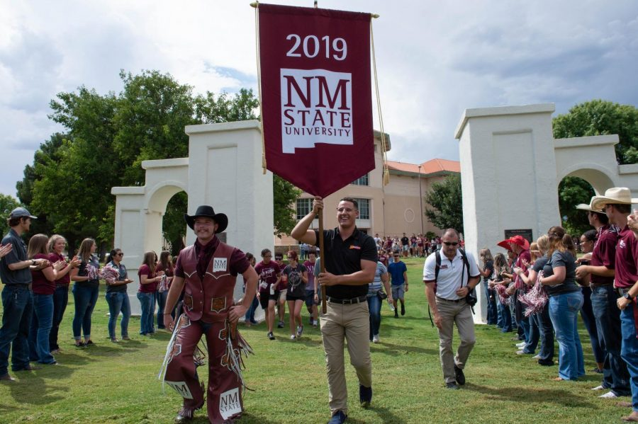 New+Mexico+State+University+will+host+a+First-Generation+College+Celebration+Friday%2C+Nov.+8%2C+at+Corbett+Center+Student+Union.+%28NMSU+photo+by+Josh+Bachman%29