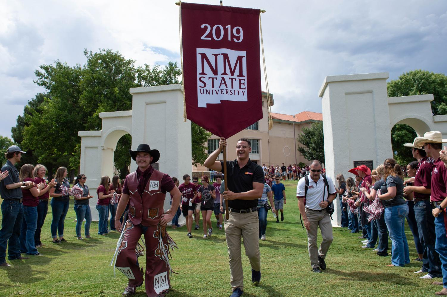 New Mexico State University will host a First-Generation College Celebration Friday, Nov. 8, at Corbett Center Student Union. (NMSU photo by Josh Bachman)
