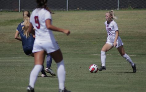 NM State soccer hopes late season surge propels program forward