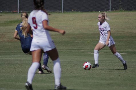 NM State soccer hopes late season surge propels program forward