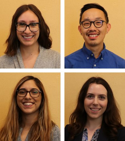 Four NMSU students were awarded the Fulbright Fellowship Scholarship to conduct research internationally. (Courtesy NMSU Photo)