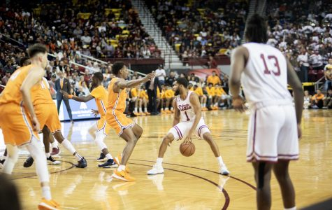 New Mexico State in good shape after handing Miners first loss of the season