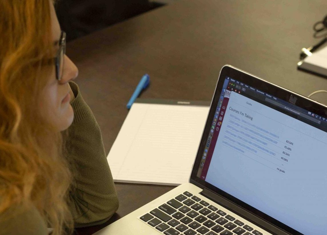 Criminal Justice majors are expected to see an influx of online courses for the spring 2020 semester.
