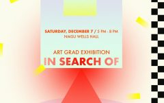 """In Search Of"" graduate student art exhibition displays identity, nostalgia"