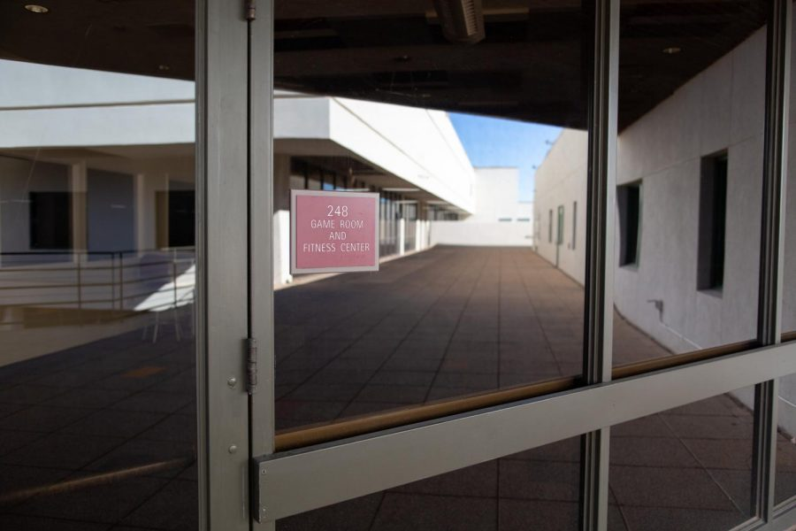 The+Corbett+Fitness+Center+will+be+moving+to+Pinon+Hall.