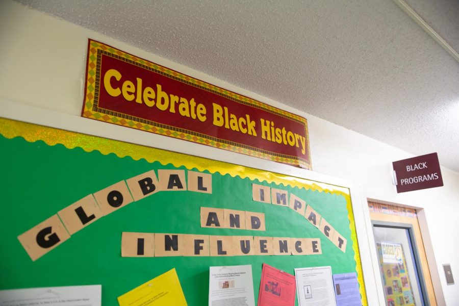 NMSU Black Programs are hosting events throughout February to recognize Black History Month.
