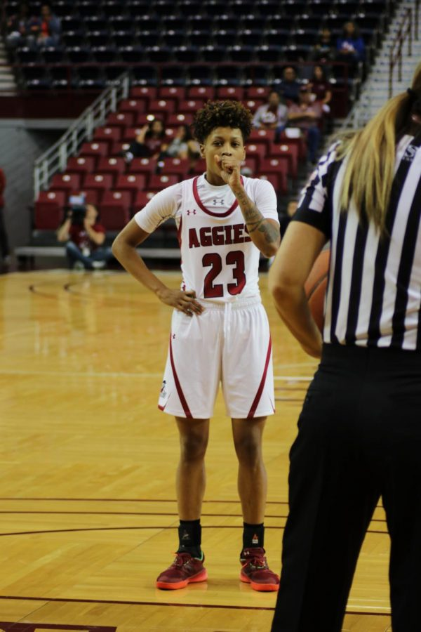 New Mexico State offense struggles without Pack in loss to UMKC