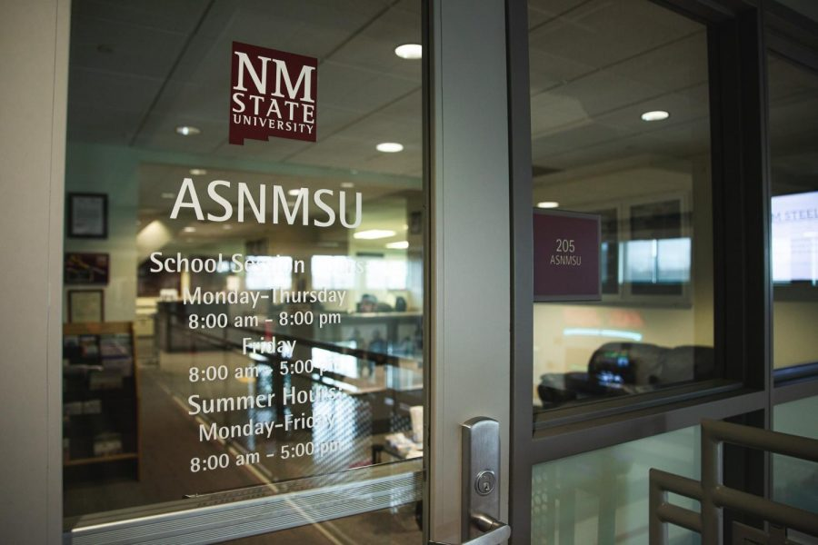 Students and community members who received parking tickets can appeal to have the ticket waived by ASNMSU.