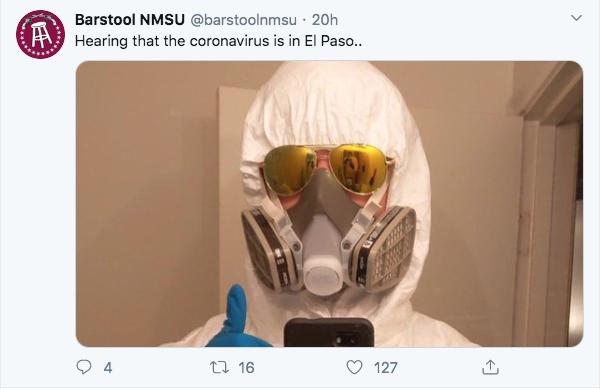 NMSU Tweet of the Week