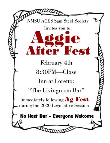 AgFest, Aggie After Fest to take place in Santa Fe tomorrow