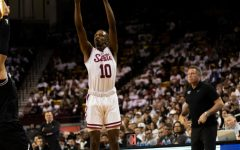 Rice goes for 29, beats the buzzer to lift NM State over UVU