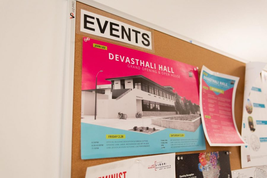 Devasthali Hall celebrated it's grand opening on Feb. 28, 2020.