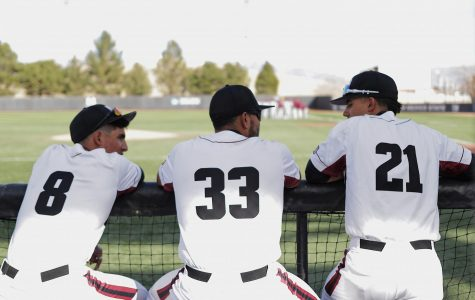 NM State continues their historic early season form, winning 12 straight home games to start the season. (Photo courtesy of Anthony McKenna)