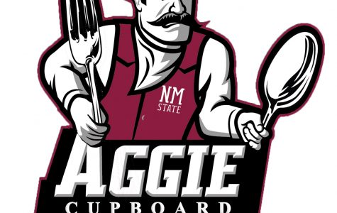 NMSU Aggie Cupboard has continued to provide food to the community despite the COVID-19 pandemic. Image courtesy NMSU Aggie Cupboard.