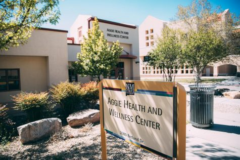 The Aggie Health and Wellness Center operates Monday through Friday from 8 a.m to 5 p.m.