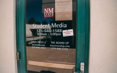 Student Media, taken April 3, 2020 after being disinfected and closed for the Spring 2020 semester due to COVID-19.