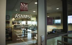 ASNMSU spring election week will be moved back one week to begin on April 13.