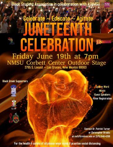Black Student Association plans Juneteenth celebration for Friday
