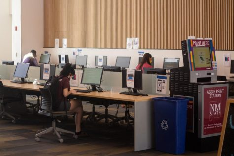 NMSU will return to a fully virtual class delivery format beginning Nov. 30