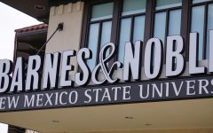 NMSU's on-campus bookstore will no longer operate under Barnes and Noble College as of June 2020.