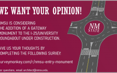 NMSU proposes gateway entrance options after staff disapprove Pistol Pete statue