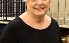Former Library Dean Elizabeth Titus retired from NMSU following a 20-year career.