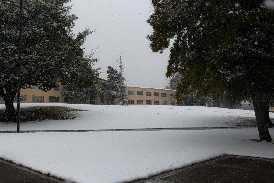 SnowyCampus