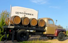 NM State partners with D.H. Lescombes for Pistol Pete's Crimson Legacy Wine, plans for possible local retail