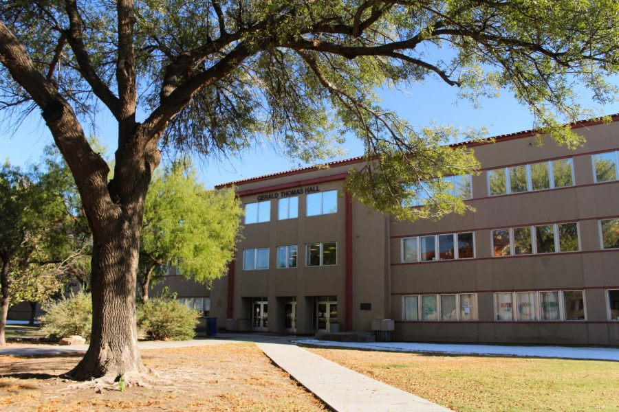 The School of Hotel, Restaurant and Tourism Management is housed in Gerald Thomas at NMSU.