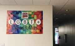 LGBT+ Programs office located in Corbett.