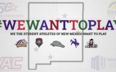 Student-athletes from five New Mexico universities unify in one letter penned to Michelle Lujan Grisham.
