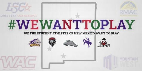 New Mexico college athletes ask Governor for more flexibility