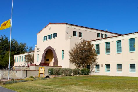 NMSU receives large budget cut