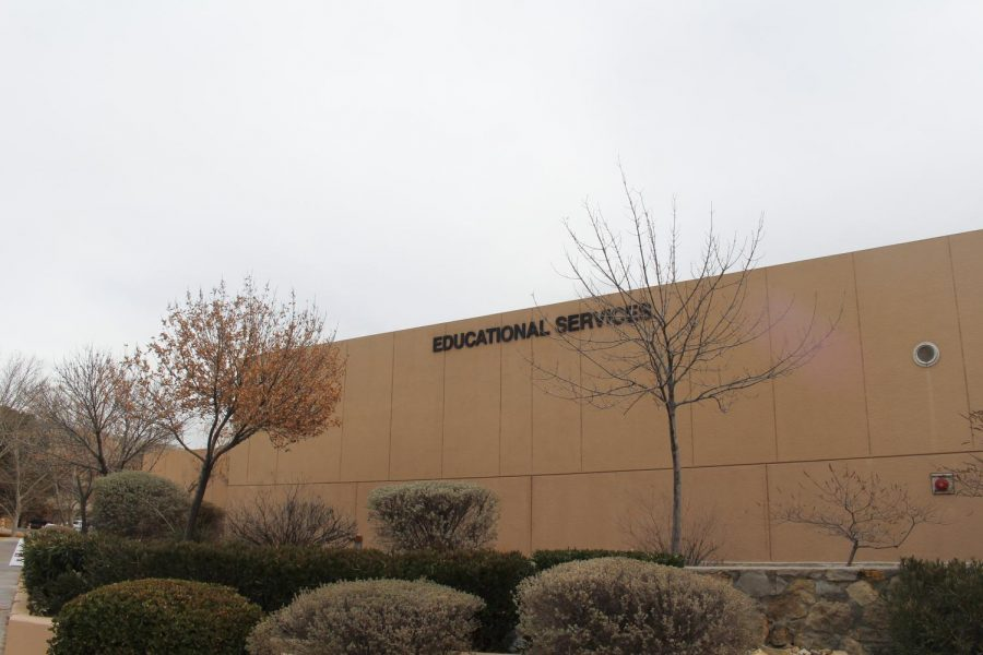 The University Financial Aid & Scholarship Services department is located in the Educational Services building.