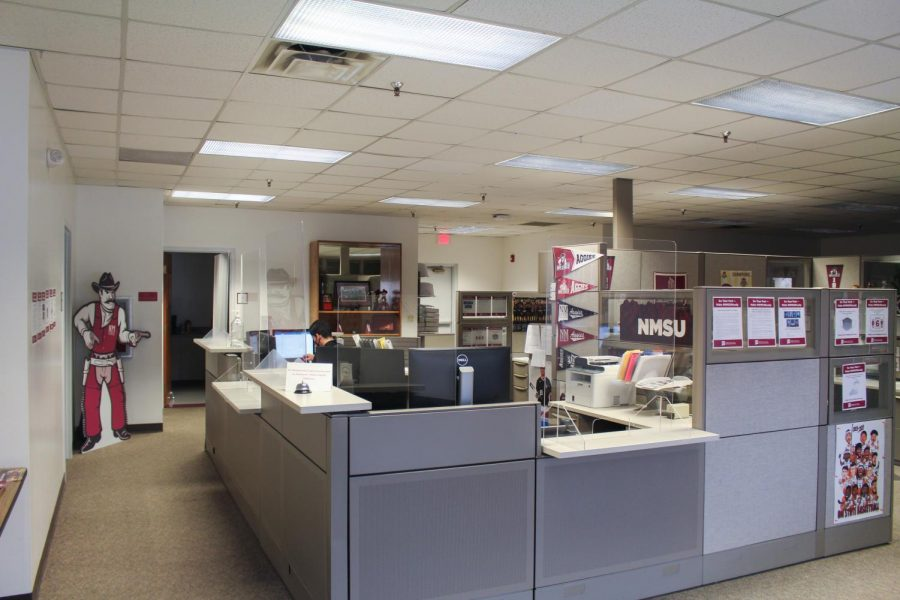 University Admissions office