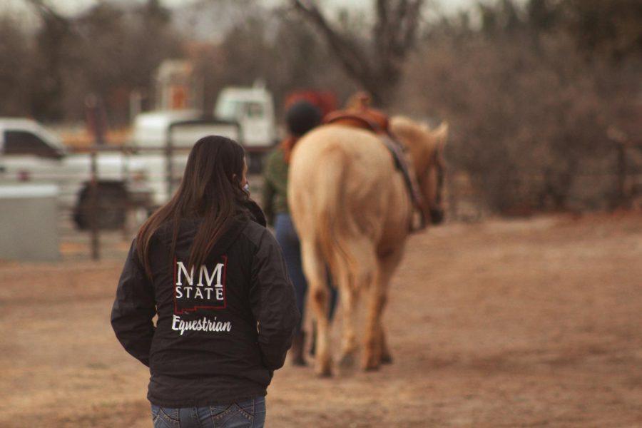 NMSU Equestrian team