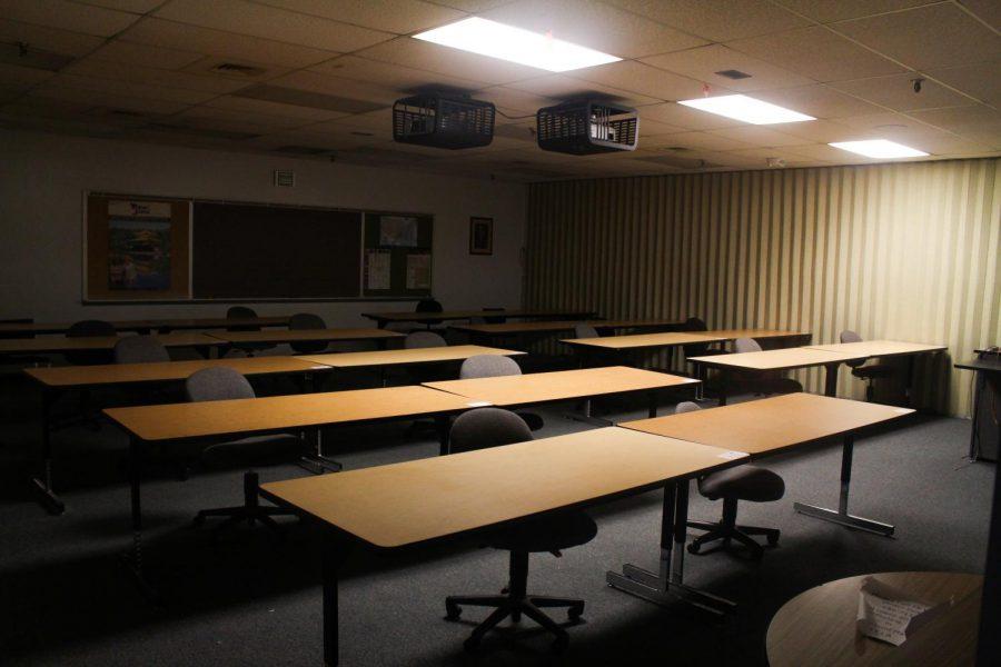 NMSU Classroom